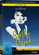 Betty Blue - 37,2 Grad am Morgen LTD MEDIABOOK, 2x Blu-ray Disc + DVD NEU + OVP!
