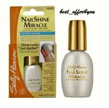 SALLY HANSEN  NAILSHINE MIRACLE Up to 10 day TOP COAT  PROTECT & SHINE  - Z3205