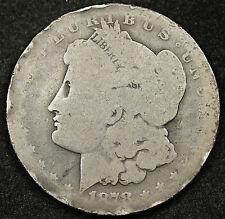 "1878 Morgan Silver Dollar.  Poor 1  ""Low Ball""  92509"