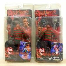 "Neca : Nightmare on Elm Street 3 Dream Warriors Freddy Krueger 7"" set 2"