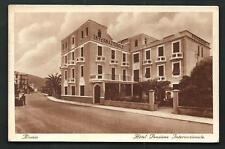 Alassio ( Savona ) : Hotel Pensione Internazionale - cartolina perfetta