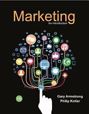 Marketing: An Introduction 13th by Gary Armstrong, Philip Kotler and Marc Oliver