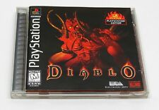 PS1 Diablo COMPLETE TESTED Playstation 1 2 3 FAST FREE SHIPPING