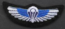 BRITISH ARMY PARACHUTE SAS REGIMENT QUALIFICATION WINGS - No-575