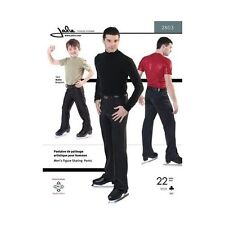 Jalie Men's Boy's Figure Ice Skating Pants Slacks Costume Sewing Pattern 2803