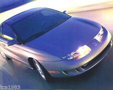 1998 SATURN Brochure: Series L,S,SEDAN,STATION WAGON,SL,SL1,SL2,SC1,SC2,SW1,SW2