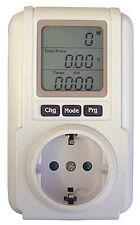 MISURATORE POTENZA PM-150 CONSUMO ENERGIA ELETTRICA CORRENTE+TIMER SPEGNIMENTO