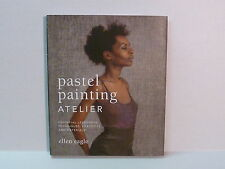 """""""Pastel Painting Atelire"""" By Ellen Eagle How to Book"""
