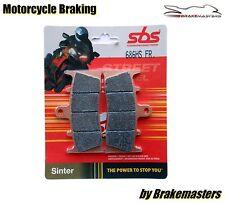 Suzuki GSX1400 K7 FE 2007 2008 SBS 686HS Street Sinter front brake pads FA188
