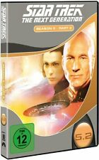 STAR TREK: THE NEXT GENERATION, Season 5.2 (4 DVDs) NEU+OVP