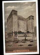 "NEW YORK (U.S.A.) HOTEL ""GRAND CENTRAL TERMINAL / THE COMMODORE"" vers 1930"