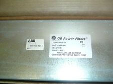 ABB ACS400 IF21 3 FILTER POWER LINE GEC PART S 1327 25 NEW PACKAGED