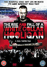 The Rise & Fall of a White Collar Hooligan  DVD WITH OUTER SLIP COVER