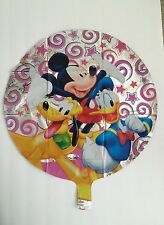 Mickey Mouse Clubhouse  Round Foil Ballon-party Supplies