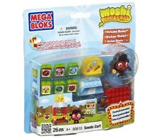 Seed Cart Shop Playset Moshi Monsters Mega Bloks Building Bricks 26 pc | 80618