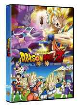 DRAGON BALL Z - LA BATTAGLIA DEGLI DEI - DVD ANIME