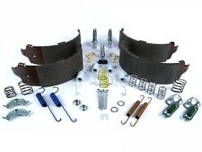 "Brake Master Drum Shoe Replacement Kit Jeep XJ, TJ, YJ 1990-2000 9""x2 1/2"""
