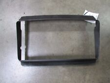Maserati Coupe, Spyder, Front Radiator Air Inlet Duct, Used, P/N 193549