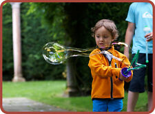 WORLD's BEST Bubble Sword! Half Size - PLUS 2 litres of GIANT bubble solution