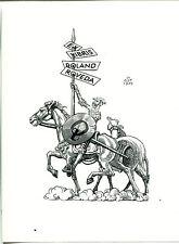 EXLIBRIS,185,Gerhard Stauf - Don Quijote