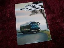 Catalogue / Brochure SCANIA Irizar PB 2004 //