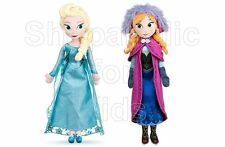 SFK Disney Frozen - Elsa and Anna Plush Doll Set