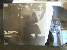ALLEN GINSBERG ginsbergs at the ICA LP orig UK SAGA beatnik beat poetry '67 alan
