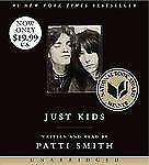 Just Kids by Patti Smith (2012, CD, Unabridged)
