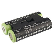 2000mAh 010-11874-00 361-00071-00 Ni-MH Battery for Garmin GPSMAP 62 64 64s 64st