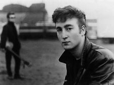 JOHN LENNON UNSIGNED PHOTO - 5704 - THE BEATLES