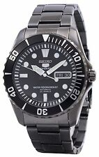 Seiko Automatic Divers 23 Jewels 100m Japan Made SNZF21J1 SNZF21J Mens Watch