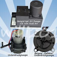 Reparatur ZV Pumpe 8L0862257 / 8D0862257 Audi A3, A4, A6, Zentralverriegelung