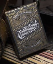 Contraband Playing Cards By Theory 11 Brand New/Sealed Printed By USPCC