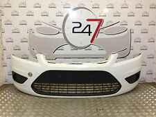 FORD FOCUS MK4 GENUINE FRONT BUMPER + LOWER GRILLS 2008 TO 2012