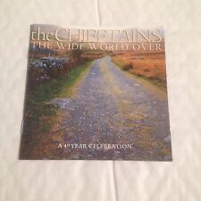 The Chieftains - Wide World Over (A 40 Year Celebration, 2003) CD Irish Folk