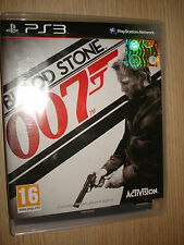 GIOCO PS3 PLAYSTATION 3 BLOOD STONE 007 MANUALE IN ITALIANO GIOCO IN INGLESE
