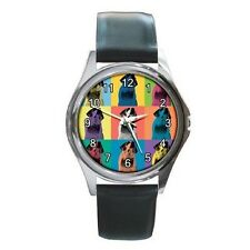 SAINT BERNARD Watch - St. Bernard Pop-Art Wristwatch
