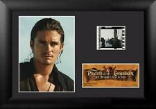 PIRATES OF THE CARIBBEAN Will Turner Orlando Bloom MOVIE PHOTO and FILM CELL New