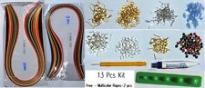 13 Pcs Quilling Kit - Starter Kit with Tools