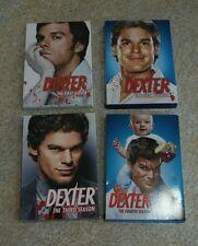 Dexter: Seasons 1-4 (DVD, 2010, 16-Disc Set)