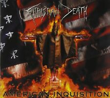 CHRISTIAN DEATH American Inquisition LIMITED CD Digipack 2007