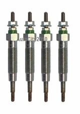 FOR MITSUBISHI DELICA 2.8TD 4M40T PD8W 94-06 GLOW PLUGS SET X4