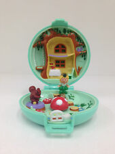 POLLY POCKET Vintage Bluebird 1992 Jeweled Forest **COMPLETE**