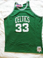 Mitchell Ness M&N Boston Celtics Larry Bird Authentic Jersey sz 56 NEW NWT 3XL