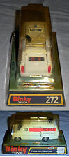 Dinky Toys 272 Police Accident Unit Complete Unused MIB w/Shell Dome Bubble