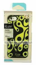 *iLUV Phone Case FOR iPHONE 5 Hardshell/Rubber/Gel MYSTYLE (Boxed) *YOU CHOOSE*