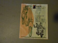 2002 SCOOTERWORKS CATALOG,SCOOTER PARTS,INFO,ACESSORIES,PARTS,COOL STUFF,RESTORE