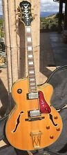 Epiphone Joe Pass Emperor Electric Hollow body  Guitar Jazz With Hard case