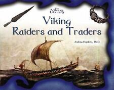 Viking Raiders and Traders (Library of the Pilgrims)-ExLibrary