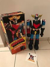 Jumbo Shogun Warrior Grendizer Goldorak Goldrake Machinder Japan Mattel Popy